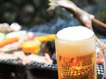 BBQプラン 秋の久万高原、ビール片手にBBQを楽しもう、生ビール一杯無料 住宅タイプ4人用