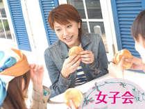 【平日限定】泊まりde女子会!好きな食べ物&飲み物を持ち込んで盛り上がっちゃおう♪♪♪