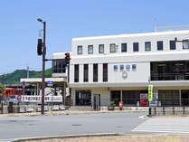 JR和田山駅から東に150m(徒歩3分)♪とっても便利!