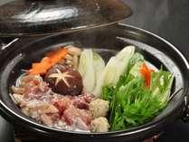 天城軍鶏の塩麹鍋