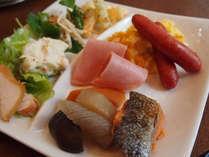 【◆】朝食付プラン【◆】 35種の和洋のビュッフェ!