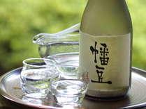 オリジナル日本酒※種類・提供方法は時期により異なります
