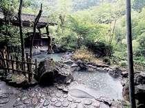 露天風呂(昼)