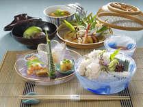 京料理たん熊北店の会席料理