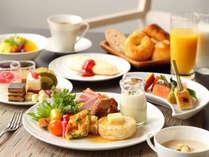 【カサ゛/1F】和洋多彩なメニューが揃う朝食ヒ゛ュッフェ ※イメーシ゛