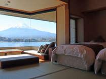 和室ベッド 次の間付き(56平米)一例