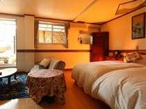 Iroom・客室(室内面積 24.0平米/露天風呂 33平米)♪♪♪☆