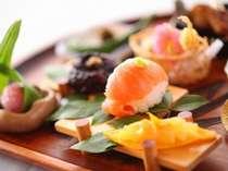 【夕食・会席料理・春】ひな祭りの会席料理