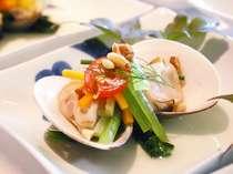 【創作和食レストランあまの川】料理一例