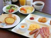 ◆朝食は和洋約20種のバイキング *洋食イメージ