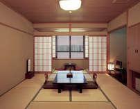 10畳和室(バス・トイレ付)