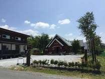 当宿はメルヘン街道沿いに位置しており、アクセス抜群。