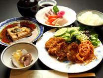 和定食プランは日替わりでお食事が変わります☆