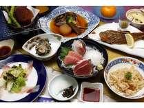 【スタンダードコース】館山の旬の海鮮料理を味わう 貸切風呂無料付