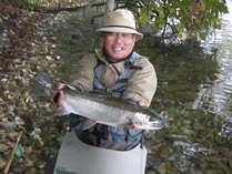 *【釣り/アクティビティ】運が良ければこんなに大きい魚も連れちゃいます。