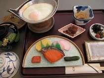 美味しい朝ごはんを食べて出かけましょう☆朝食イメージ