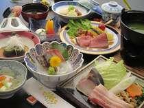 夕食イメージ☆内容は変わる場合があります。