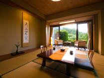 ■飯田高原側◇和室■『飯田高原』が魅せる、四季折々の美しい自然