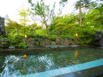 ■牧ノ戸の湯■朝風呂にはピッタリ!優しい朝の陽光と、小鳥のさえずりが木霊す――
