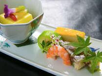 ■季節の前菜■ 日本の四季を大切に、旬の味覚と県産にこだわる、食のおもてなし