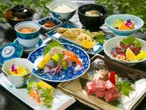 【美味special -稲星会席-】~まるごと愉しむ九重~山の幸はどこよりも新鮮に。