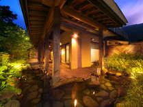 ■天涯の湯■夜には星空を、朝には陽光をお愉しみいただける露天風呂 ※ご宿泊者様のみご利用いただけます
