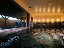■牧ノ戸の湯-リニューアル-■新館オープンにあたってリニューアルされた大浴場♪