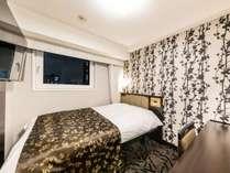 スタンダードルーム 1ベッド 2名利用 全室禁煙〇広さ11平米/ベッド1台(ベッド幅142cm)