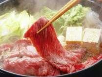 すき焼き 料理例