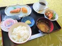 朝食¥650(和食)