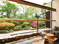 品の木一の湯 本棟1階露天風呂付客室