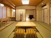 【2012年リニューアル】新しい雅館◇素敵な和室12.5帖♪