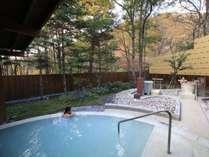 【白濁の名湯 湯元温泉】 奈良時代から続く歴史ある温泉