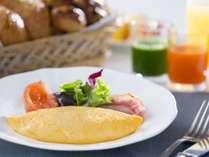 【朝食】和洋ブッフェ6:00-10:00(CLOSE)