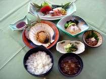 【直前割】夕食(パール定食)と朝食(和食、又は洋食)付プラン