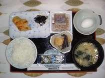 「日替り朝食」です