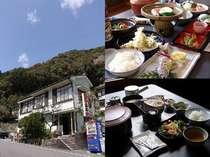 当館は、川湯温泉街のほぼ中心、公衆浴場のお隣です。