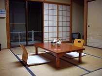 お部屋はすべて和室です。