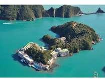 中の島全景①
