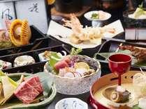 『熊野会席(2019年4月と5月)』 ※6月以降は、料理内容が変わります
