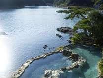 露天風呂 紀州潮聞之湯/打ち寄せる波の音を聞きながら温泉を満喫!