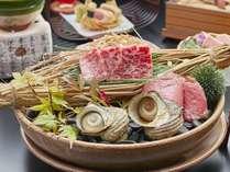 料理イメージ/選りすぐりの食材を吟味した秋の極み会席料理