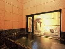 温泉の一番風呂が楽しめる貸切風呂