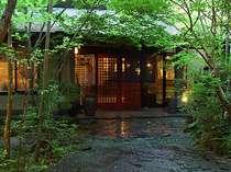 黒川荘玄関