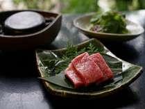 ブランド和牛を熱々の石焼ステーキでご堪能ください