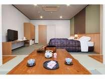 和洋室は広くてお洒落なデザインが人気を呼んでいます。
