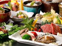 つるや人気1番メニュー♪のメインは山海の代表逸品「蝦夷アワビ」&「神戸牛の鉄板焼き」