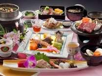 3月~5月【メイン料理が五点もある、よくばりなプラン】 阿蘇五岳プラン