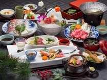 12月~2月【熊本の味が盛りだくさん!】お造りはかまくら付き氷盛り、肥後おもてなしプラン