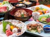 2018年12月~2019年2月阿蘇五岳会席料理,熊本県,かんぽの宿阿蘇